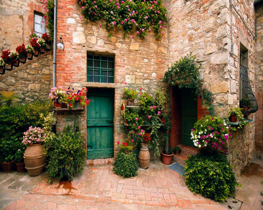 Decore criativo inspira o toscana for La casa toscana tradizionale