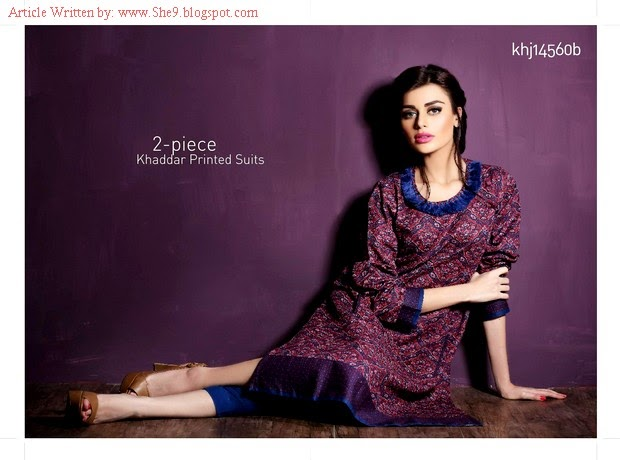 Khaddar Collection by Khaadi