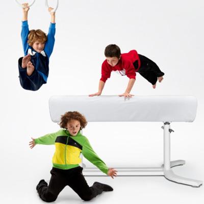chandals niños Domyos Decathlon