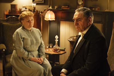 Jim Carter in Downton Abbey Season 6