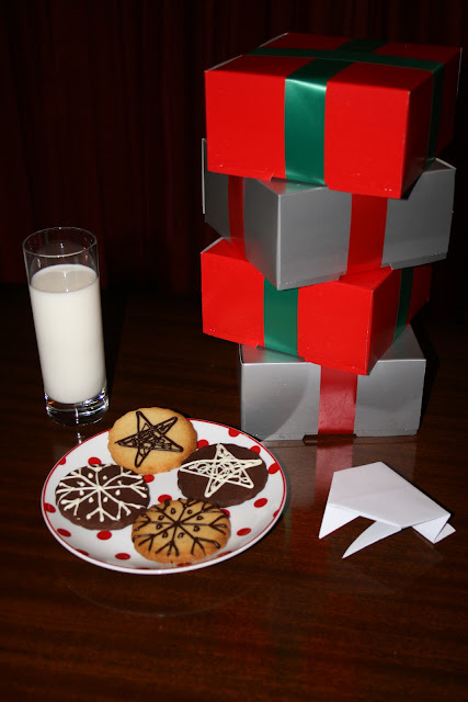 Christmas Cookie Boxes Rb