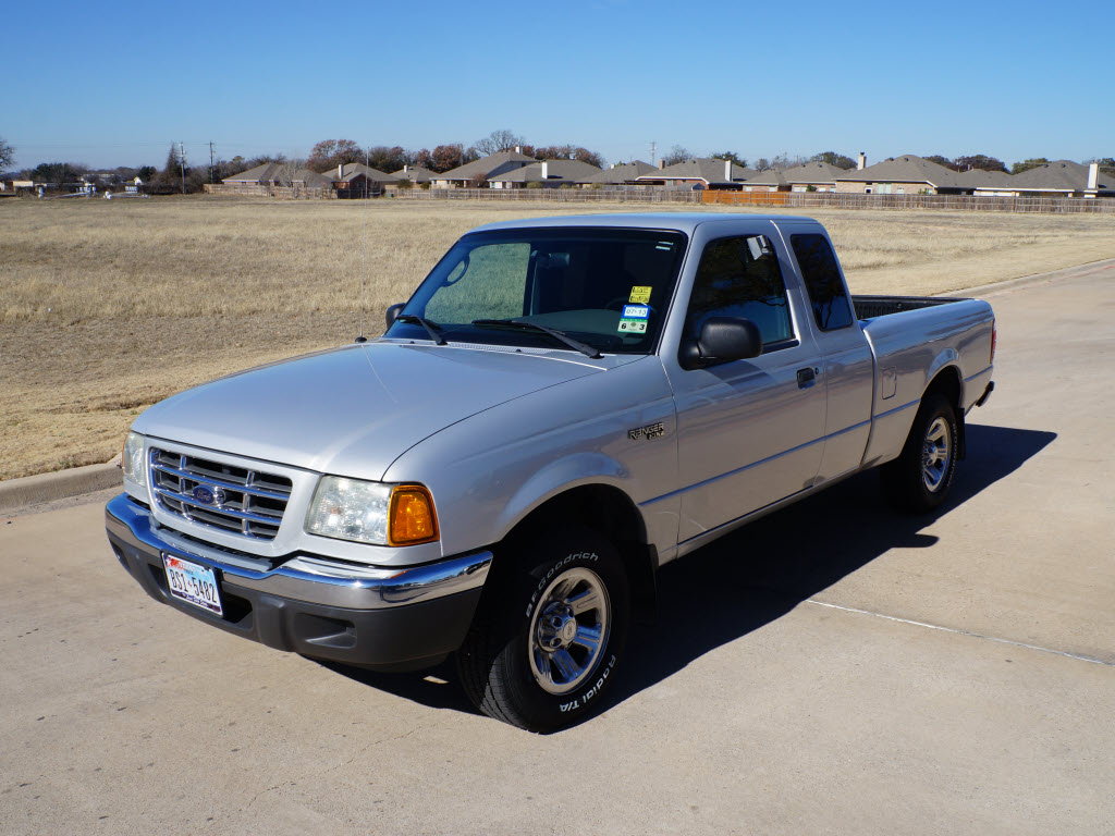 2003 Ford Ranger Truck With 68 363 Miles Silver Call Tdy
