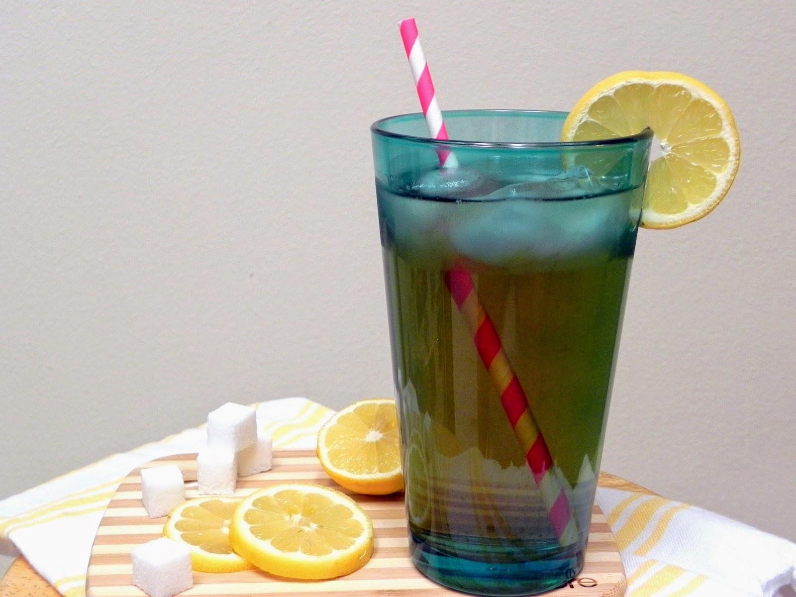 how to make sweet iced tea fast