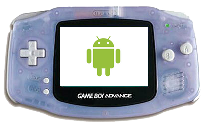 Gameboid - GBA e GBC no Android!