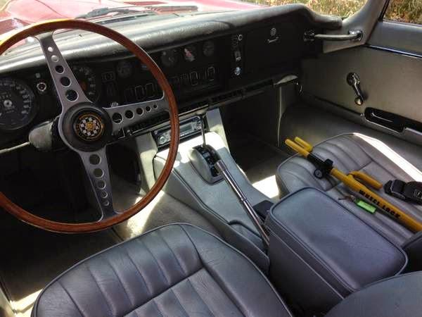 1969 Jaguar Xke E Type Auto Restorationice