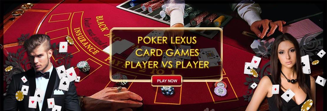 Card Games Banner