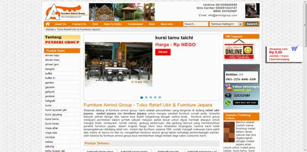 polisi online, furniture