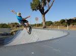 skating for fun