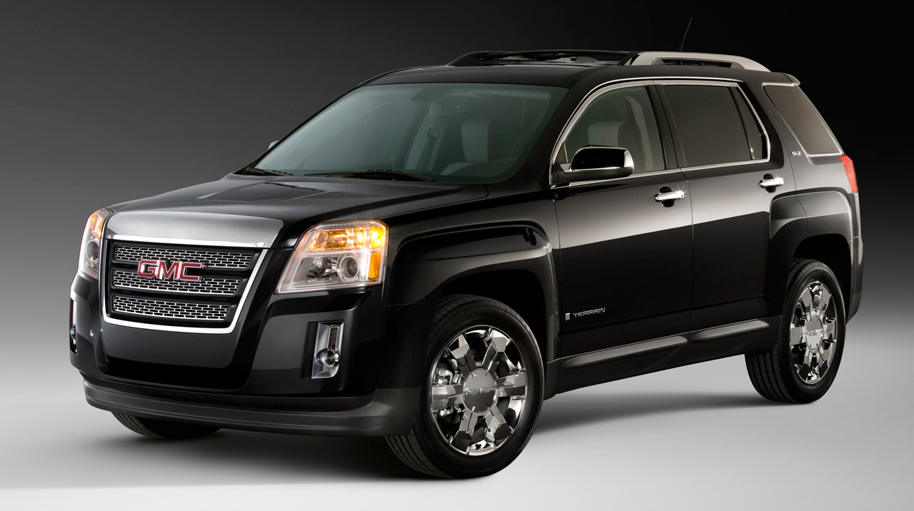New Cars & Bikes: GMC Terrain-Luxury Suv Crossover Pictures