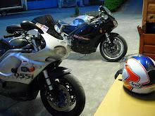 Daytona T595 & 955 di Tonydaytona