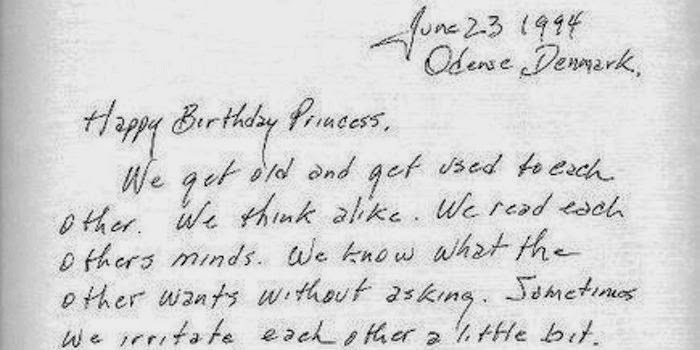 best love letters of all time