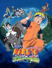 Naruto 3: Revelión animal en la isla de la Luna (2006)