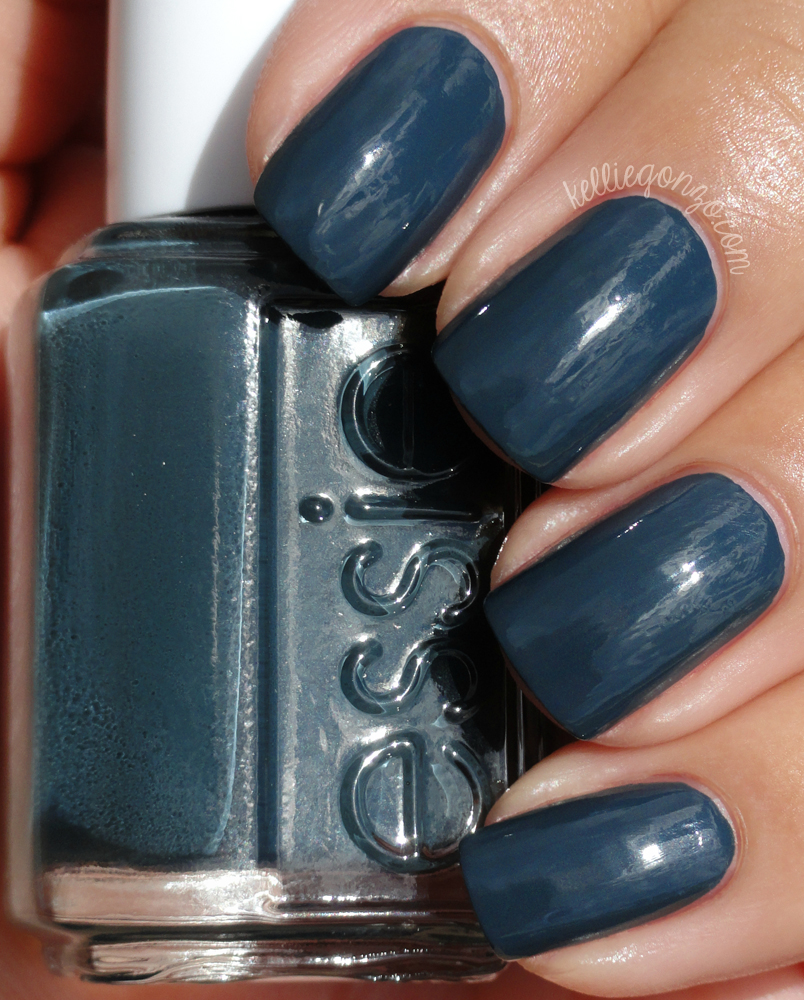 Essie - The Perfect Cover Up // kelliegonzo.com