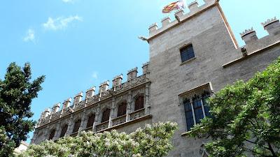 Lonja, Valencia, Travelling, Comunidad Valenciana, Kimanel, Velycar