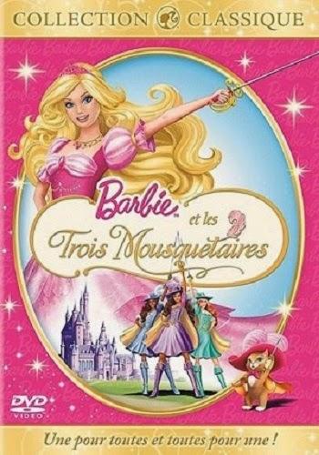 Barbie et les trois mousquetaires streaming film de - Barbie les 3 mousquetaires ...