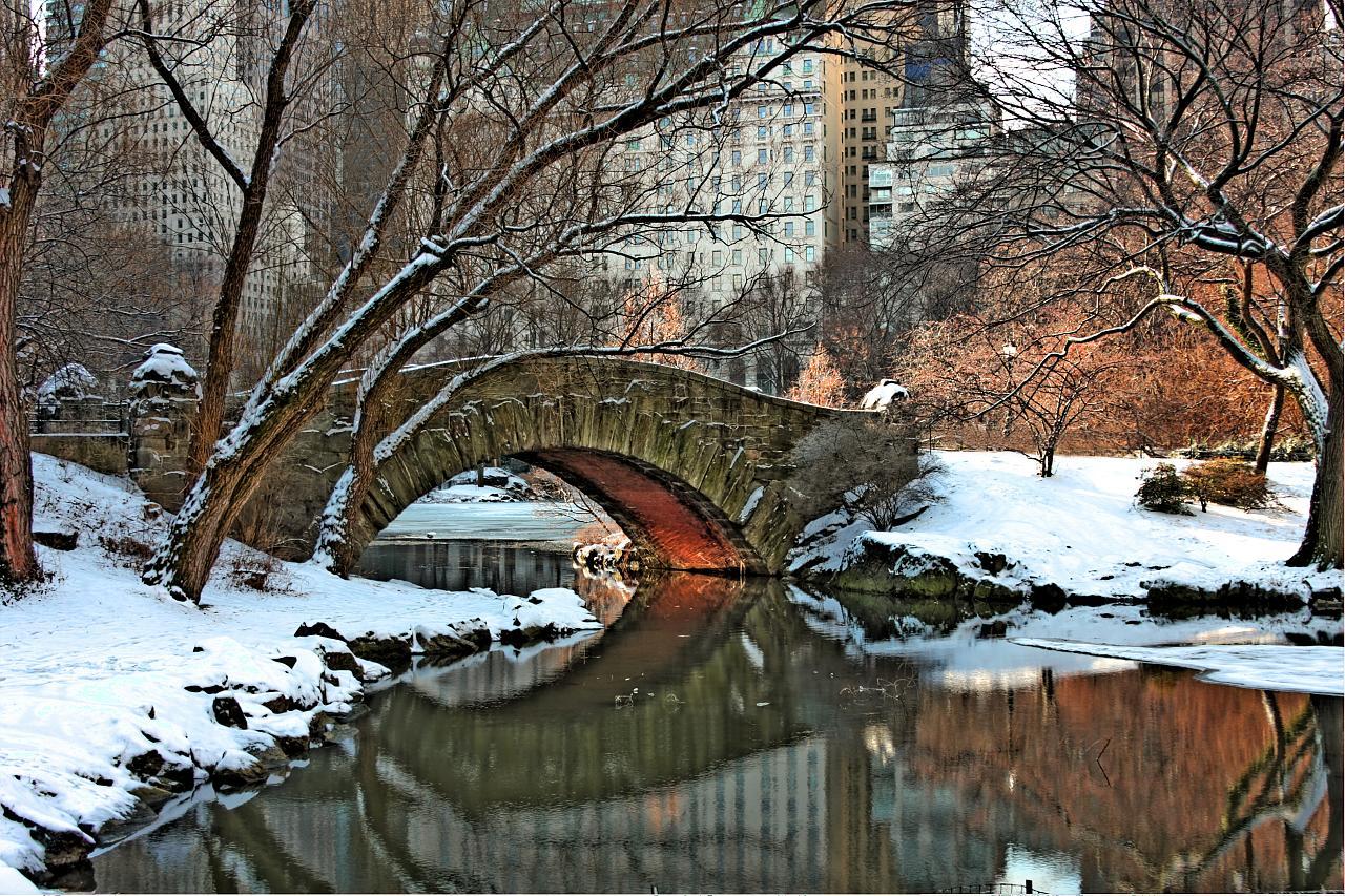 New york in winter travel xcuz me