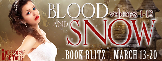 KINDLE FIRE GIVEAWAY: Blood and Snow: The Complete Set by RaShelle Workman