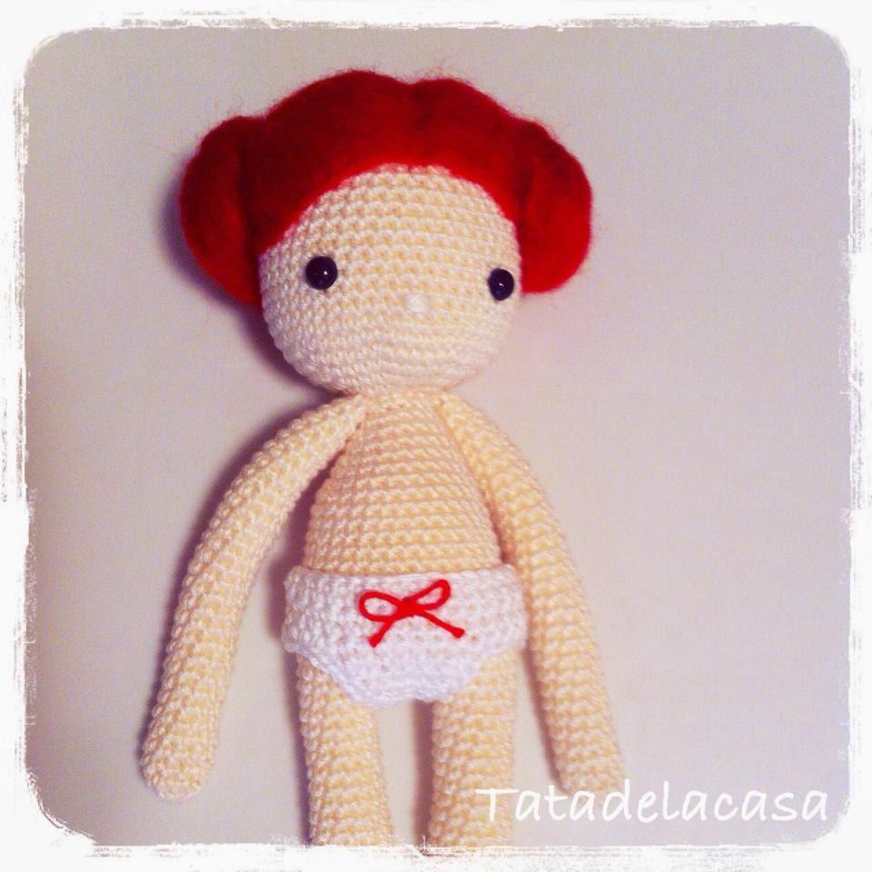 Tatadelacasa: Braguitas para muñeca a crochet (patrón)