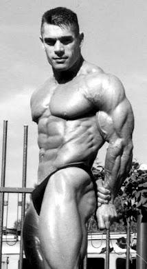 PETRU CIORBA romanian bodybuilder