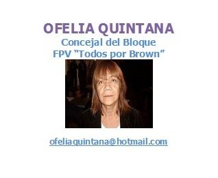 Honorable Concejo Deliberante de Alte. Brown