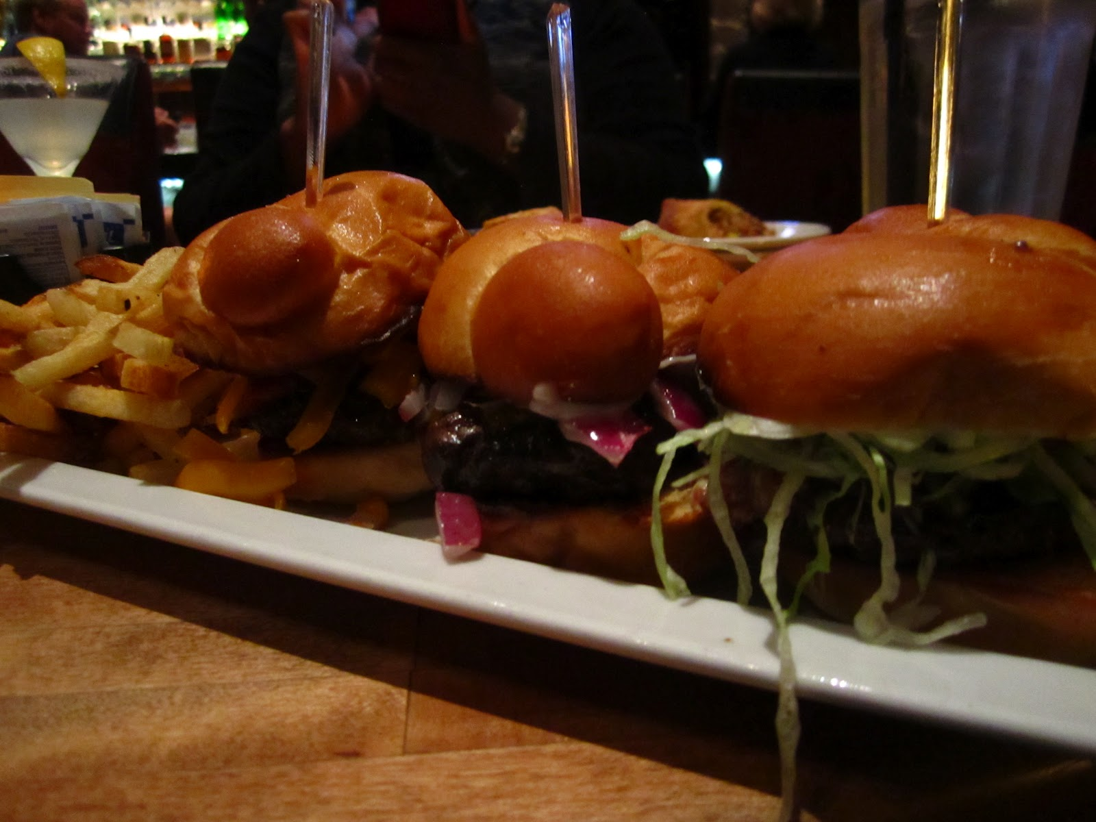 The Happy Hour Tour: White Chocolate Grill