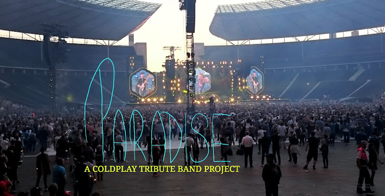 Paradise: A Coldplay Tribute Band