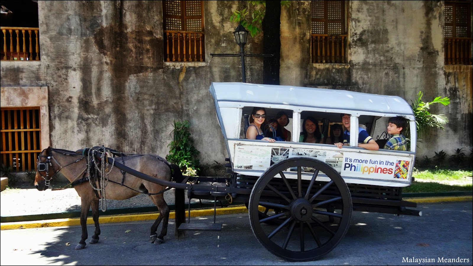 Manila, walled city, historic