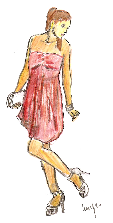 fashion sketches fashion pictures