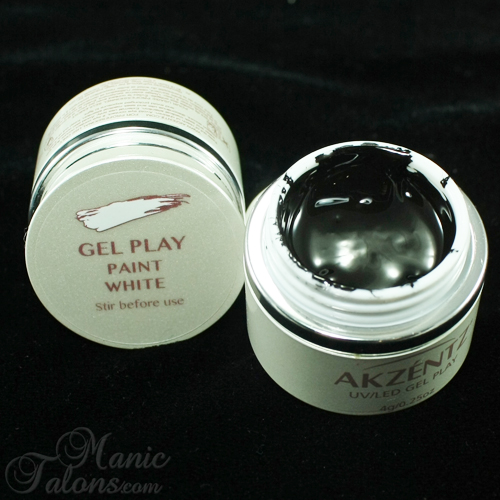 Akzéntz Gel Play Gel Paints