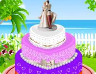Amerikan Düğün Pastası Tasarımı