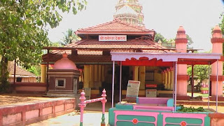 Rameshwar temple in Malvan