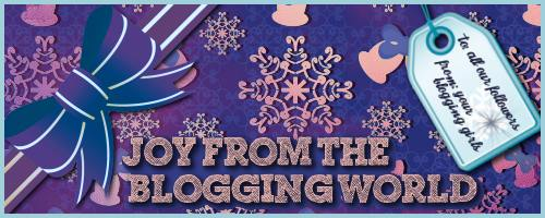 Joy from the Blogging World