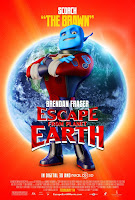 Escape from Planet Earth Brendan Fraser