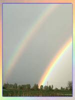 Podwójna Tęcza - Znak przymierza Miłosierdzia pomiędzy Bogiem a każdą Duszą Żywiącą