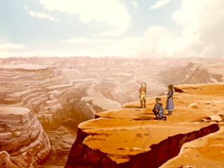 Avatar la leyenda de Aang libro 1 agua capitulo 11