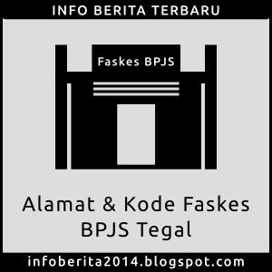 Alamat dan Kode Faskes BPJS Tegal