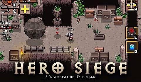 Siege hero apk v1 5 3 mod unlimited money gandroi for Domon siege social
