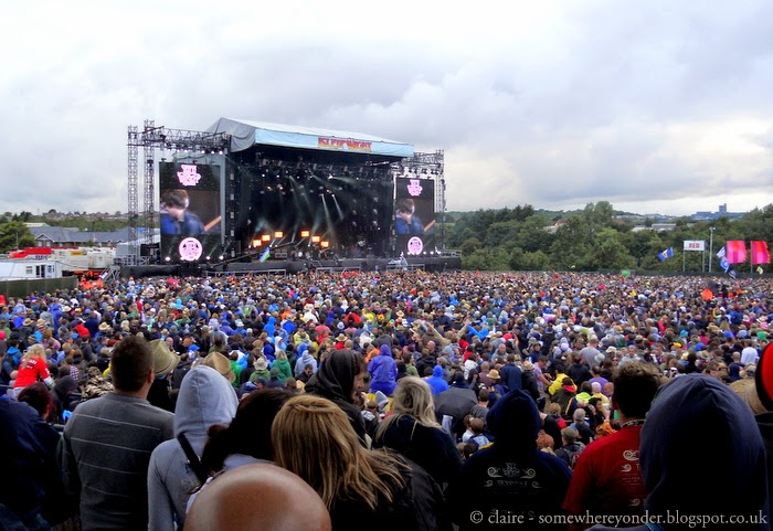 Isle of Wight festival - 2011