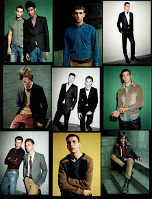 Men's Blog : The Fashionisto