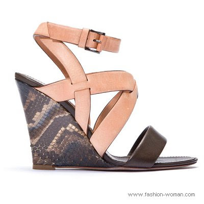 obuv barbara bui vesna leto 2011 11 Жіноче взуття від Barbara Bui