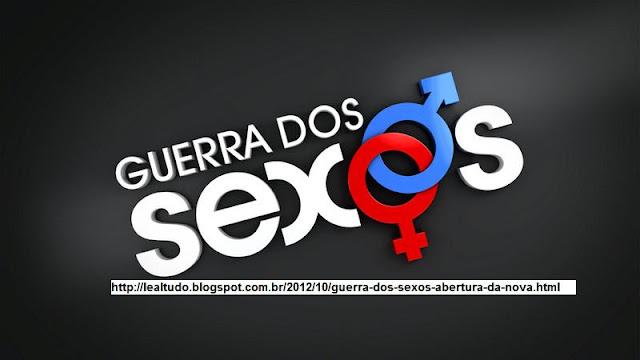 NOVELA GUERRA DOS SEXOS - GUERRA DE SEXOS - GUERRA SEXOS - GUERRA DO SEXOS
