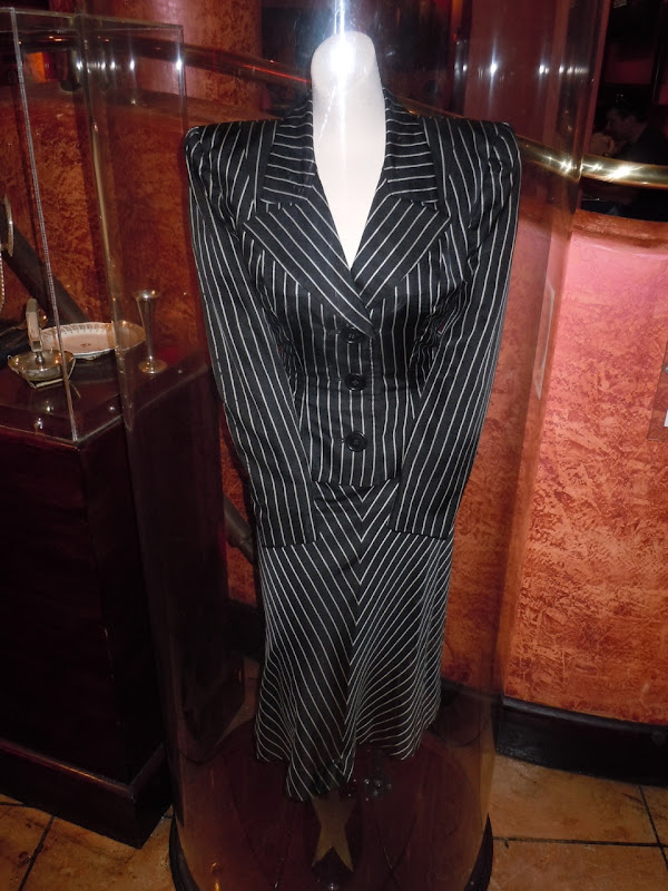Lauren Bacall To Have and Have Not outfit