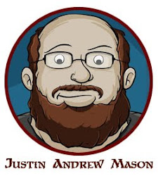 Justin Andrew Mason. Professional Game Designer, ENnie Award-winning Author, Graphic Designer, and Map Master Award-winning Cartographer.