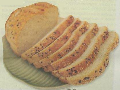 ... pilihan jenis makanan yang diasup salah satunya pada jenis roti roti