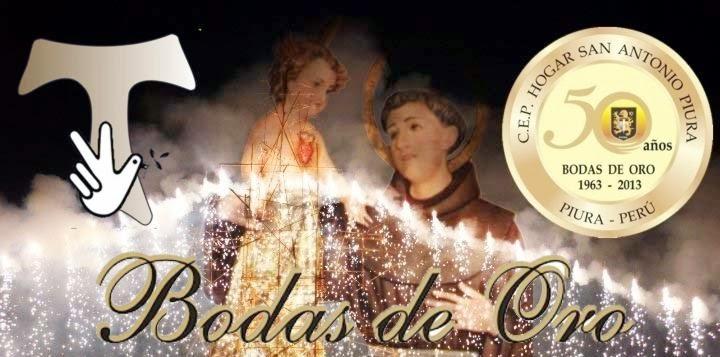 """Hogar San Antonio """"Bodas de Oro"""""""