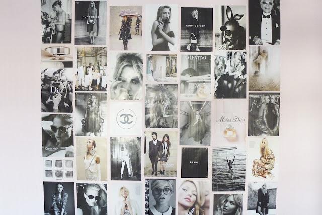 D.I.Y Fashion Wallpaper