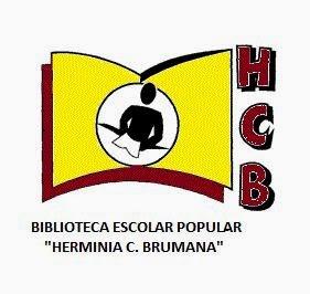 "Biblioteca Escolar Popular ""Herminia Catalina Brumana"""
