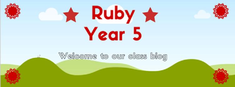 Year 5 Ruby