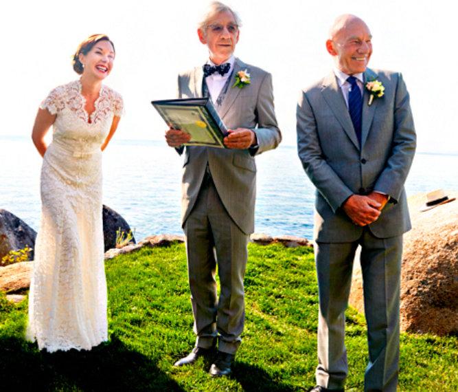Joe. My. God.: Magneto Marries Professor X