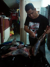 Melapah Daging Rusa